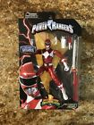 METALLIC RED RANGER Mighty Morphin Power Rangers Legacy Collection Bandai Figure