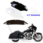 """6.5"""" Windshield Screen for 14-16 2015 Harley Touring Electra Glide Street ABS"""