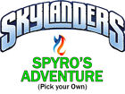Spyro's Adventure Skylanders Lot | Pick Your Own