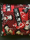 """Betty Boop Rice or Corn Heating Bag  10"""" x  7.5"""" Use Hot or Cold 100% Natural! $14.95 USD"""