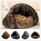 Pet House Cute Cat Dog House Pad Nest Puppy Cave Bed Sleeping Soft Mat Igloo