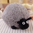 Cute Sheep Character Stuffed Soft Plush Toys Kids Baby Toy Gift Doll White/Gray