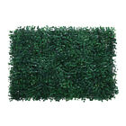 Magideal Artificial Plastic Foliage Grass Plant Wall Panel Wedding Backdrop Deco