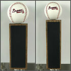 Atlanta Braves MLB Baseball Chalkboard Tap Handle