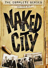 Naked City Complete Series Season 1-4 1 2 3 4 138 EPISODES~ NEW 29-DISC DVD SET
