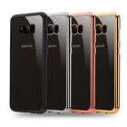 Ultra-thin Shockproof Silica Soft Protective Case Cover for Samsung & iPone