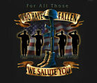 We Salute Those Who have Fallen USMC USN ARMY NAVY USAF USCG Adult T-shirt