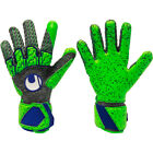 UHLSPORT TENSIONGREEN SUPERGRIP REFLEX  Goalkeeper Gloves Size