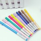 1pc Erasable 0.5mm Gel Ink Pen 6 Colour Easily Remove By Friction Cute Practical