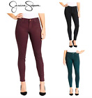 Jessica Simpson Women's Coated Denim Pants Skinny Jeans Color & Size Variety NWT