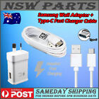Genuine Wall Charger Adapter USB Type C Cable for Samsung Galaxy S8 Plus Note 8