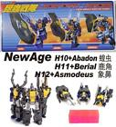 MFT MS DA MF VS IRON TRANS HOT SOLDIERS MAGIC SQUARE DX9 PT Group 2nd For Sale