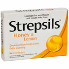 Strepsils & Superil - smoothing relief for sore throat - 24 lozenges pack