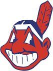 Cleveland Indians Chief Wahoo Baseball Decal Diecut Sticker Self Adhesive Vinyl on Ebay