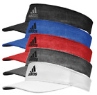 adidas VISOR - BLACK GREY WHITE GOLF TENNIS VISOR - RRP £22
