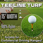 15  Wide Super Tee Line  That Holds A Tee  Driving Range Tee Turf