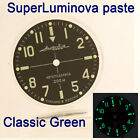 WATCHES-PARTS: HAND PAINTED SUPERLUMIA  647 DIAL VOSTOK AMPHIBIA 3 KINDS OF LUME image