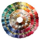 Lots 36 /50 Cotton Cross Floss Stitch Thread Embroidery Sewing Skeins Multi Color