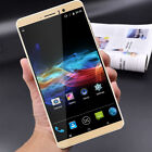 "6"" New Smartphone 3G 2G Unlocked Android 6.0 Dual SIM Quad Core For Mobile Phone"