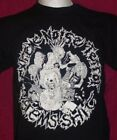 EXTREME NOISE TERROR t-shirt  vest mens womens all size XS-5XL punk  grind crust