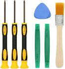 Open Tool Xbox One Xbox 360 Controller PS3 PS4 Set Prying Screwdriver T8 T6 T10