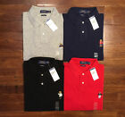 $98 NWT Polo Ralph Lauren Mens Bear Polo Shirt Gray Navy Black Red Custom Fit