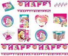 NEW Barbie Dreamtopia Unicorn Birthday Party Tableware Plates Favours Banner