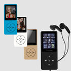 4 Colors MP3 Player 8GB 70 Hours Playback Lossless Sound Music Audio Player