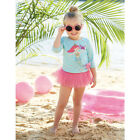 Mud Pie Baby Girls Mermaid Rash Guard Swimsuit Set 3M-5T #1122136