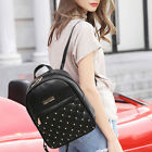 Women's Backpack PU Leather Shoulder Bag Schoolbag Tote Handbag Satchel Rucksack