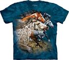 Find 13 Horses Horse T Shirt Adult Unisex The Mountain