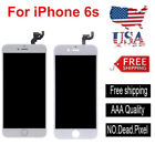 For iPhone 6s LCD Touch Screen Assembly Replacement+Button A1633 A1688 A1700