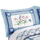 Summer Breeze Floral Pattern Pillow Sham, by Collections Etc image