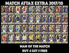 MATCH ATTAX EXTRA 2017/18 MAN OF THE MATCH