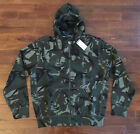 $98 NWT Polo Ralph Lauren Mens Army Camo Full Zip Hoodie Sweatshirt Pony Logo