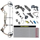 """Compound Bow Package TS330,25""""-31"""" Draw Length,30-70Lbs Draw Weight,330FPS IBO"""