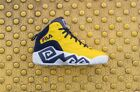 MENS FILA CLASSIC LIMITED EDITION LEATHER JAMAL MASHBURN MB BASKETBALL SNEAKER
