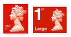 ROYAL MAIL Stamps 1st Class 2nd Class Letter Large Letter Self Adhesive Postage