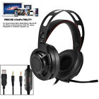 3.5mm Gaming Headset Stereo Noise Cancelling Headphone For PS3 PS4 Xbox Xboxone