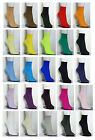 [New With Defect]Autumn Summer Sheer Womens Ladies Girls Color Nylon Ankle Socks