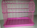 SMALL ANIMAL/BIRD/SUGAR GLIDER ECONOMY CAGE IN 3 COLORS- FREE SHIP! LIMITED!