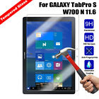Tempered Glass Screen Protector Tablet For Samsung GALAXY Tab Pro S W700 N 11.6