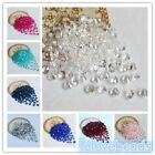 500x 8mm Acrylic Diamond Confetti Crystals Wedding Party Decor Table Scatters