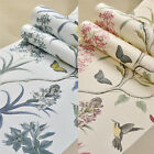 Village Floral Bird Wallpaper Roll Living Room TV Wall Paper Home Decoration 10M
