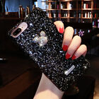 Fashion Diamond Glitter Shining Cute Mickey Case Cover For iPhone X 6S 7/8 Plus