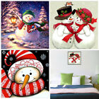 Внешний вид - DIY 5D Diamond Embroidery Painting XMAS Snowman Cross Stitch Craft Home Decor
