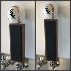 Chicago White Sox MLB Baseball Chalkboard Tap Handle