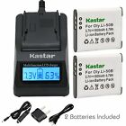Li-50B Battery or Fast Charger for PANASONIC HX-WA2GK WA3 WA30 WA30A WA30D