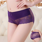 Newest Women's Sexy Lace Briefs Floral Shorts Panties Underwear Underpants