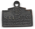 M.E. Blatt Co., The Department Store of Atlantic City, NJ Charge Coin